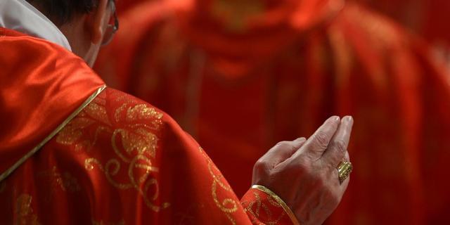 Jezuïeten hadden tot nu alleen 'zwarte paus'