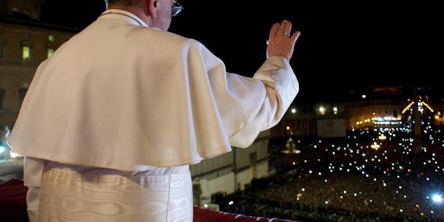 Argentijn Jorge Mario Bergoglio nieuwe paus