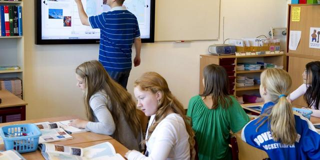 'Tachtig procent van docenten heeft last van hoge werkdruk'