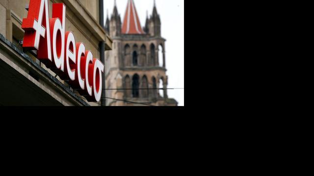 Sterk vierde kwartaal voor Adecco