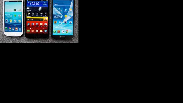'Samsung maakt Galaxy Mega van 6,3 inch'