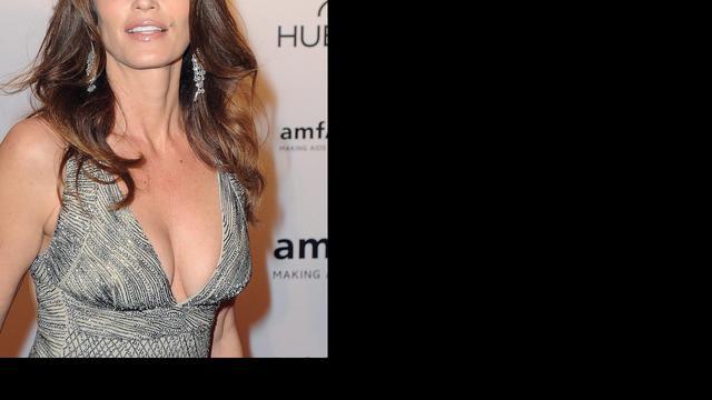 Zoon houdt Cindy Crawford uit Playboy