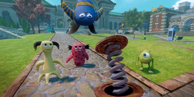 Preview: Disney Infinity creatief met fysiek speelgoed