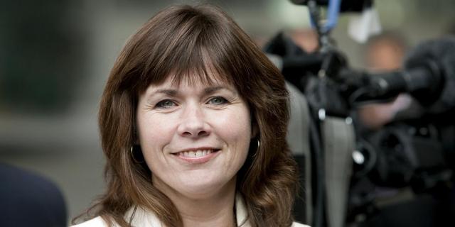 Astrid Kersseboom vindt Gouden Koets 'lelijk ding'