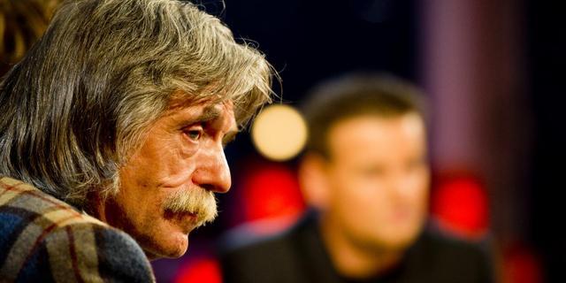 Johan Derksen wint eerste Herman Brood Award