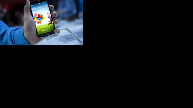Samsung presenteert Galaxy S 4 met oogbesturing