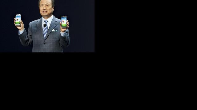Samsung stelt teleur