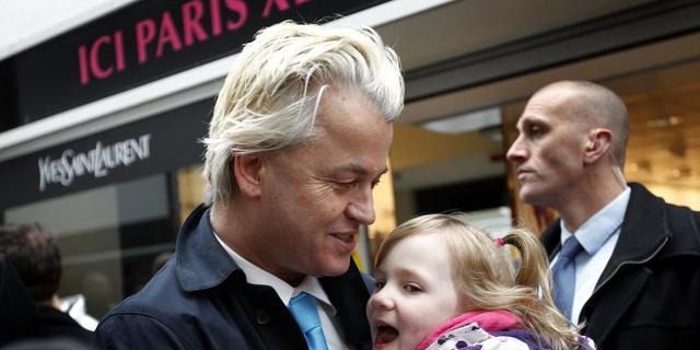 Wilders begint met verzetstoer