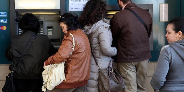 'Reddingsplan Cyprus is nationale ramp'