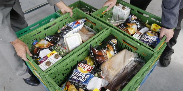 Voedselbanken merken nog weinig van overschot