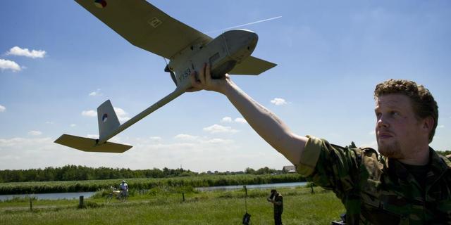 'Politie zet steeds vaker drones in'