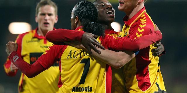 Go Ahead Eagles en Fortuna Sittard winnen