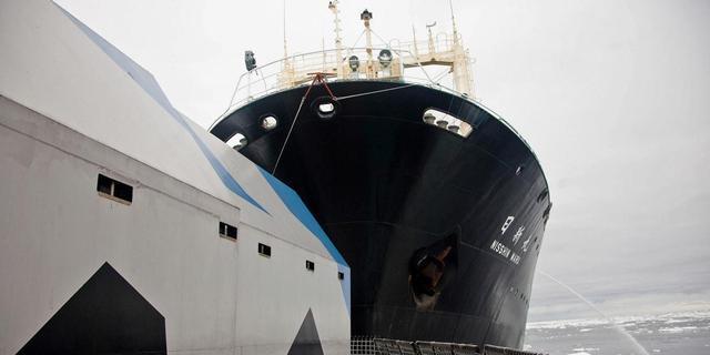 Sea Shepherd doet aangifte tegen walvisschip