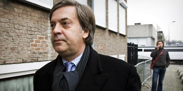 Veroordeelde zakenman Paarlberg wacht procedure thuis af