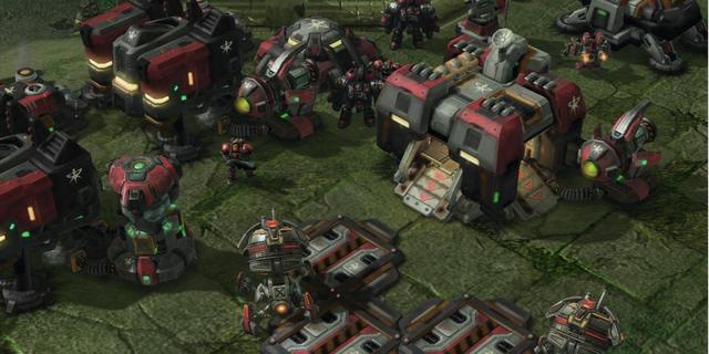 Patch maakt StarCraft 2 beter speelbaar voor kleurenblinden