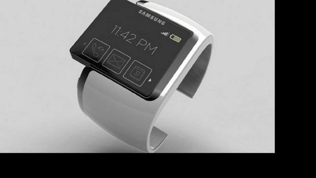 Samsung zet eerste zet met smartwatch