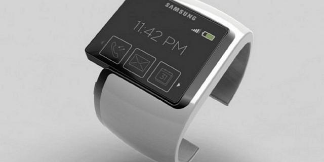 'Samsungs smartwatch gepresenteerd in september'