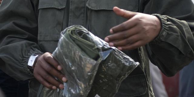 'Ntaganda wilde leiding over Congolese M23'