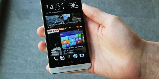 Review: HTC One beste smartphone van het moment