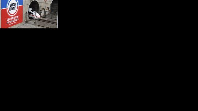 Eurotunnel neemt maatregelen om vrachtwagenverstekelingen te weren