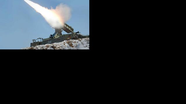'Noord-Korea verplaatst raket met groot bereik'