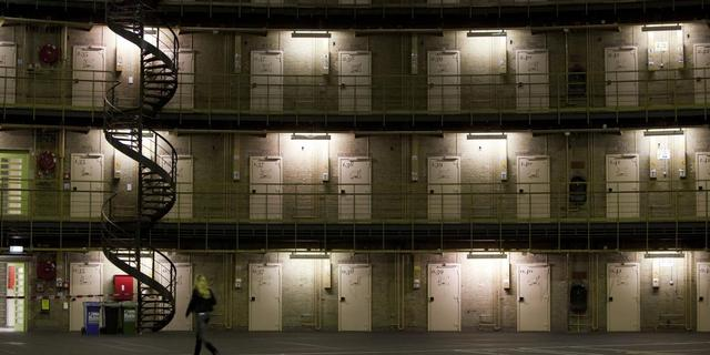 Amerikaanse gevangenen recenseren eigen bajes
