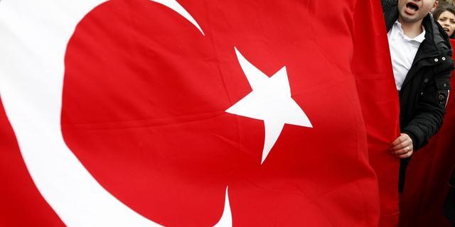 Stil protest in Istanbul