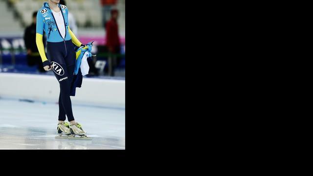 Kuzin stunt met wereldtitel op 1000 meter