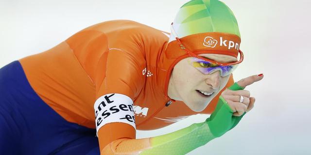 Almere definitief nieuwe topsportlocatie schaatsers
