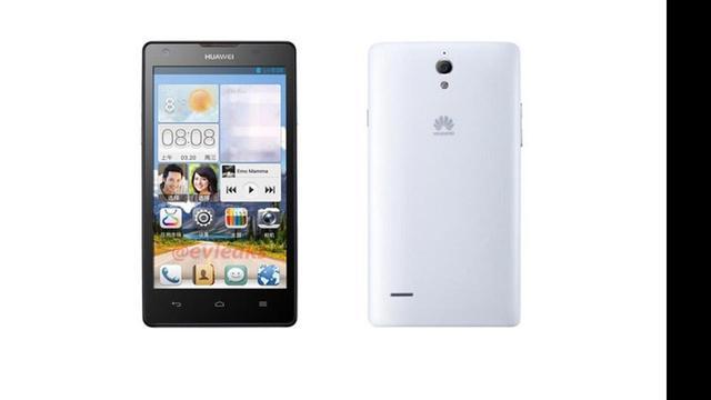 Gelekte foto's tonen nieuwe 5-inch smartphone Huawei