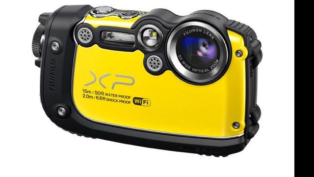 Fujifilm introduceert onderwater- en zoomcamera