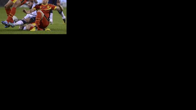 Vermaelen: 'Moeilijk voetballen hier'