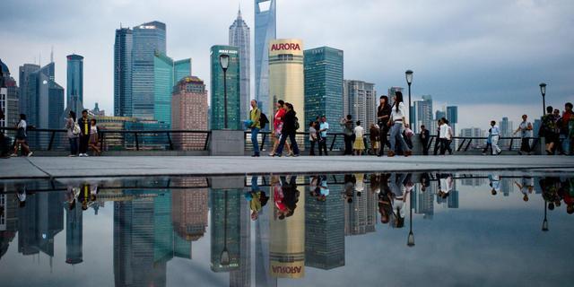 China boekt handelstekort