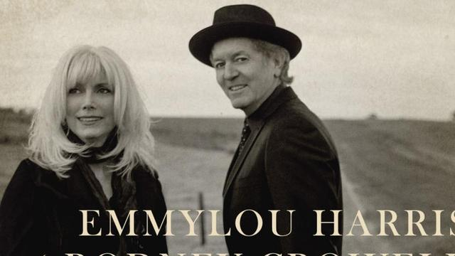 Emmylou Harris & Rodney Crowell - Old Yellow Moon