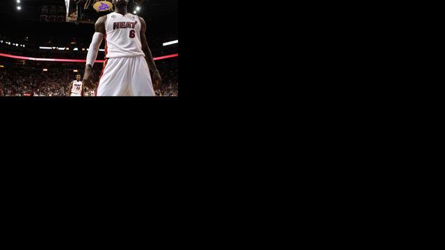 Heat wint voor 26e keer op rij in NBA