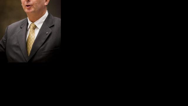 VVD'er Bosman hoeft niet te rectificeren