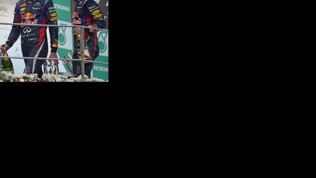 Red Bull Racing stopt met geven van teamorders