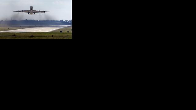 Vliegtuig belandt naast startbaan Filipijnen