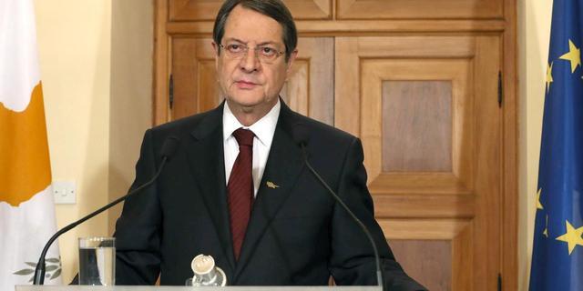 Hartoperatie voor president Cyprus