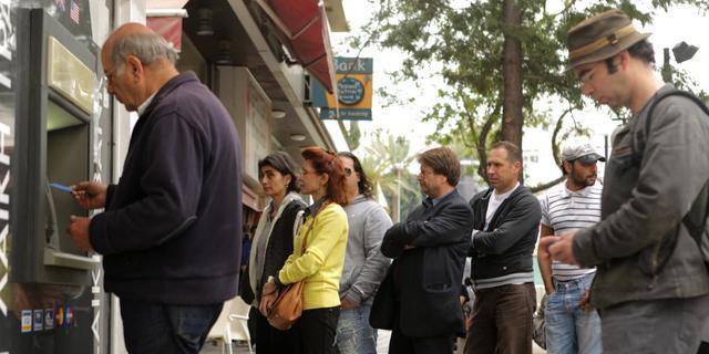'Opnamelimiet Cyprus geldt nog weken'