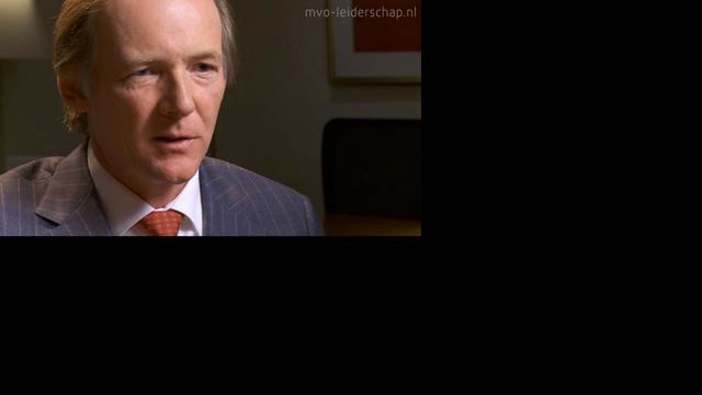 MVO-Leiderschap: Peter Bommel (Video)