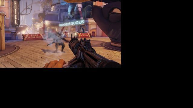Review: Bioshock Infinite veel meer dan simpel schietspelletje