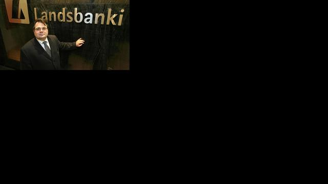 IJsland vervolgt bankiers Landsbanki