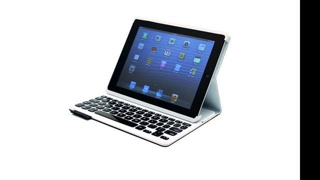 Logitech presenteert nieuwe toetsenbordcovers voor iPads