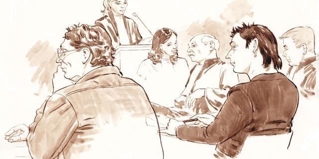 Robert M. in hoger beroep tegen vonnis
