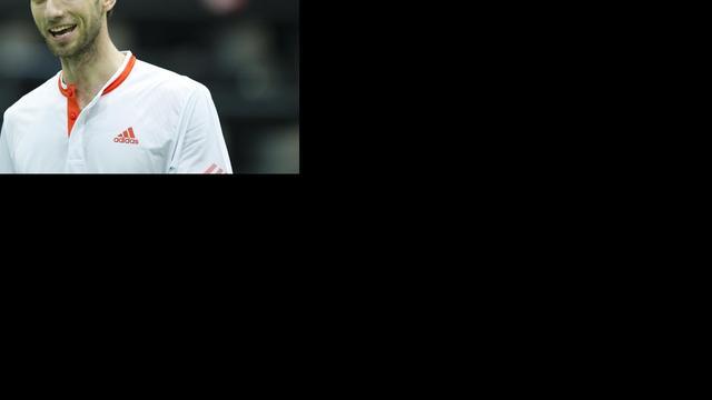 Schoorel en De Bakker bereiken halve finales op Tennis Masters