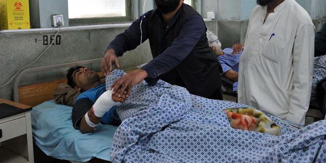 Negen doden bij zelfmoordaanslag op begrafenis Afghanistan