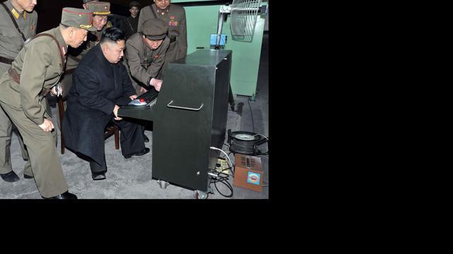 'Noord-Korea versterkt defensie als reactie op Amerikaanse bommenwerpers'
