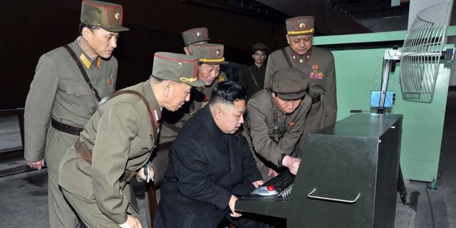 Grote internetstoring voorbij in Noord-Korea