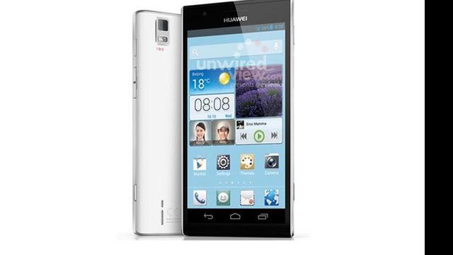 'Huawei werkt aan nieuw smartphonevlaggenschip met 1080p-scherm'